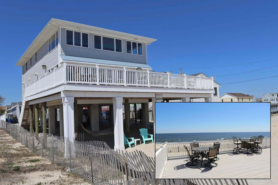 Single Family Home for Sale at 2102 Oceanfront Lavallette, 08735 United States