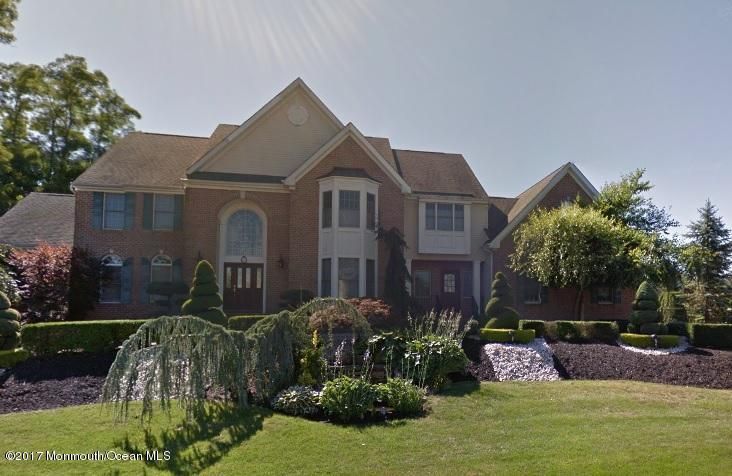 Single Family Home for Sale at 2 Haskell Lane 2 Haskell Lane Tinton Falls, New Jersey 07724 United States