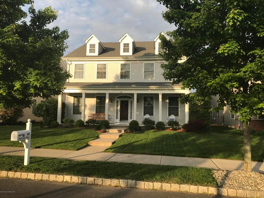 단독 가정 주택 용 매매 에 68 Harness Way Chesterfield, 뉴저지 08515 미국