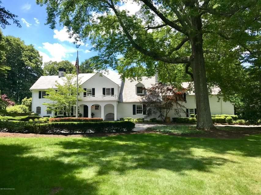16 Bellevue Avenue, Rumson, NJ 07760