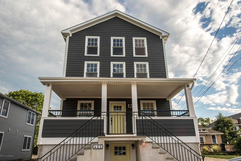 独户住宅 为 出租 在 405 14th Avenue 贝尔玛, 新泽西州 07719 美国
