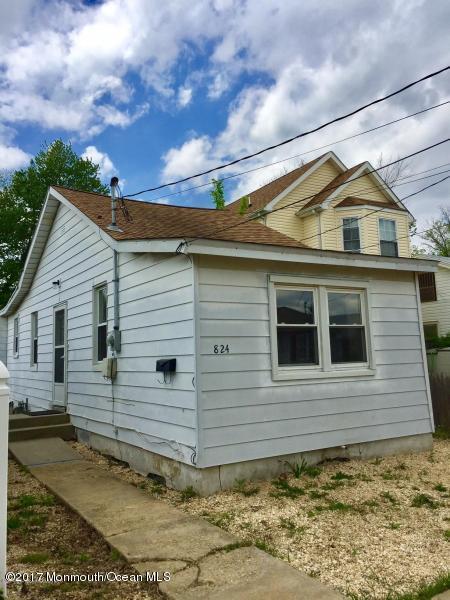 独户住宅 为 出租 在 824 9th Street 尤宁海滩, 新泽西州 07735 美国