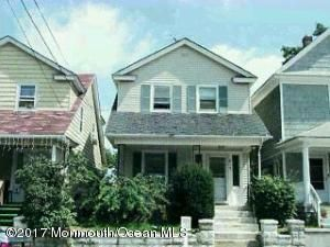 Single Family Home for Rent at 612 Newark Avenue 612 Newark Avenue Bradley Beach, New Jersey 07720 United States