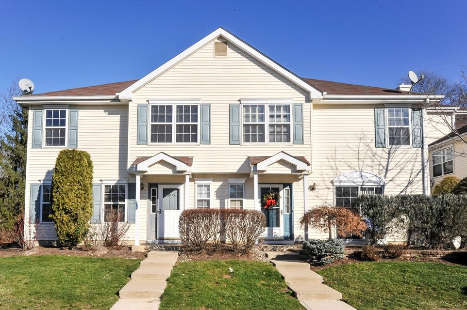 Condominium for Rent at 1075 Roseberry Court Morganville, New Jersey 07751 United States