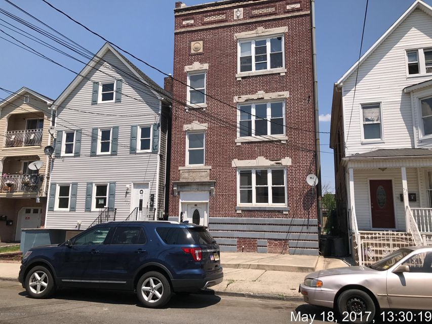 Multi-Family Home for Sale at 539 Fulton Street Elizabeth, New Jersey 07206 United States