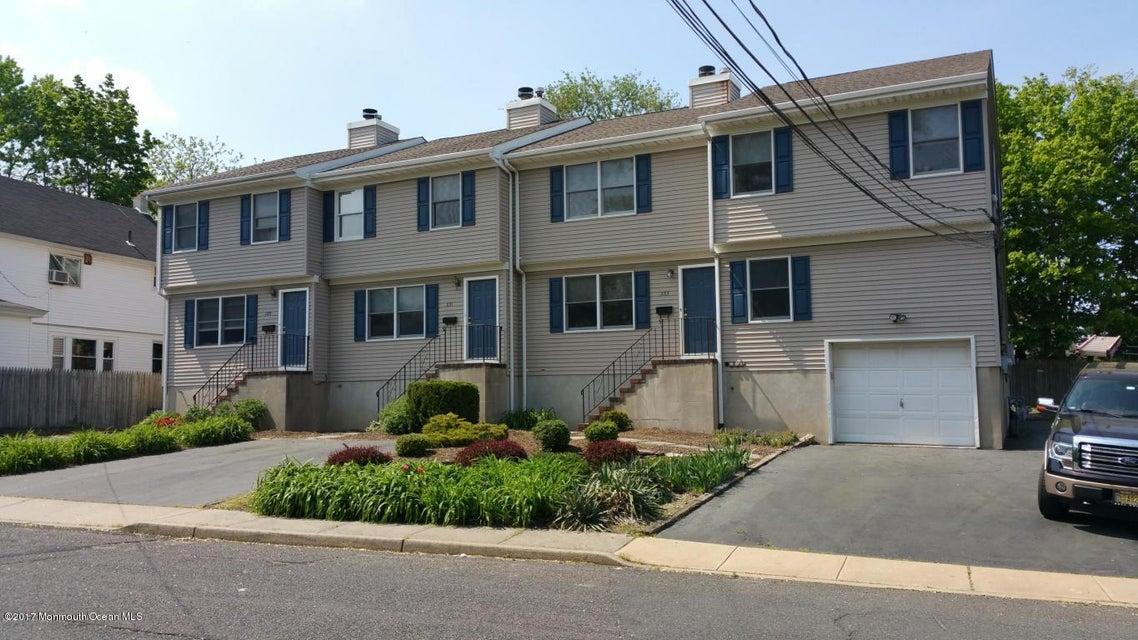 Condominio por un Alquiler en 229 2nd Street Keyport, Nueva Jersey 07735 Estados Unidos
