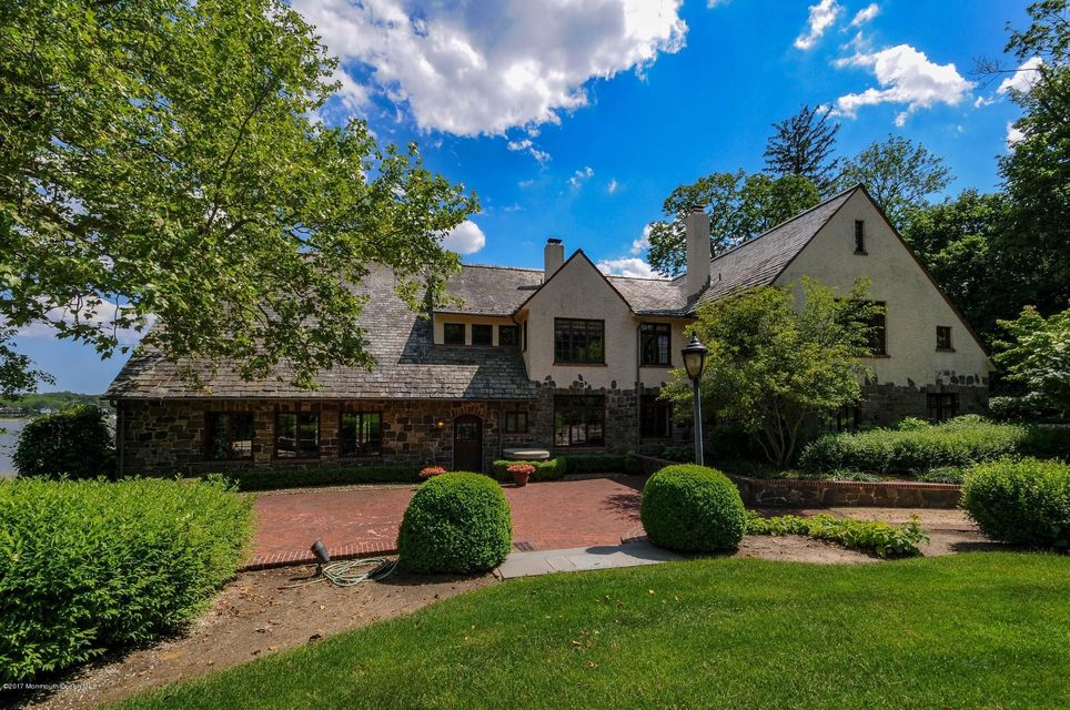 Single Family Home for Sale at 2 Browns Dock Road 2 Browns Dock Road Rumson, New Jersey 07760 United States