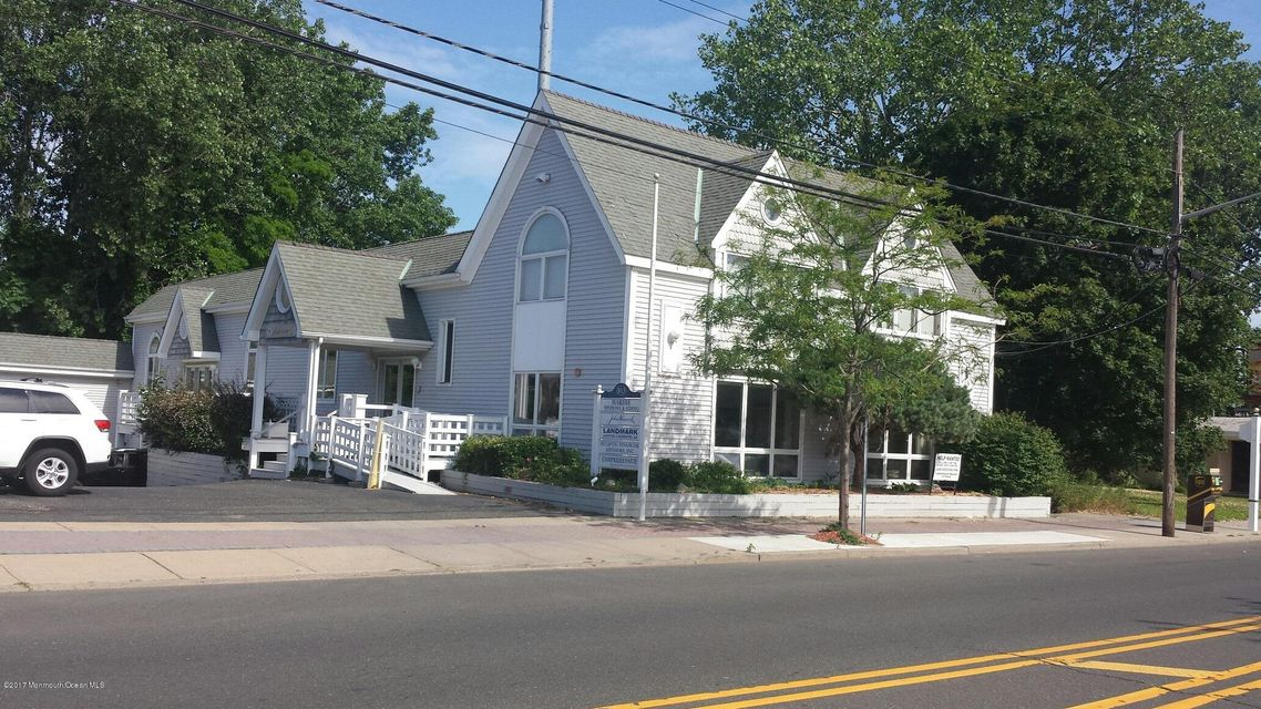 Commercial for Sale at 813 Main Street 813 Main Street Avon, New Jersey 07717 United States