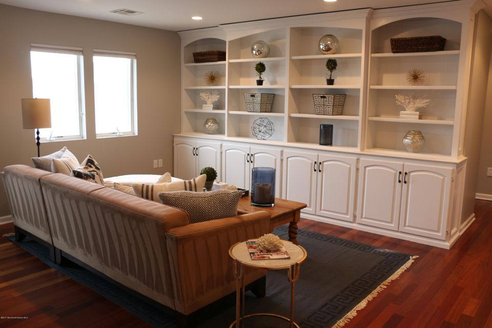 2nd Floor Study Built-ins