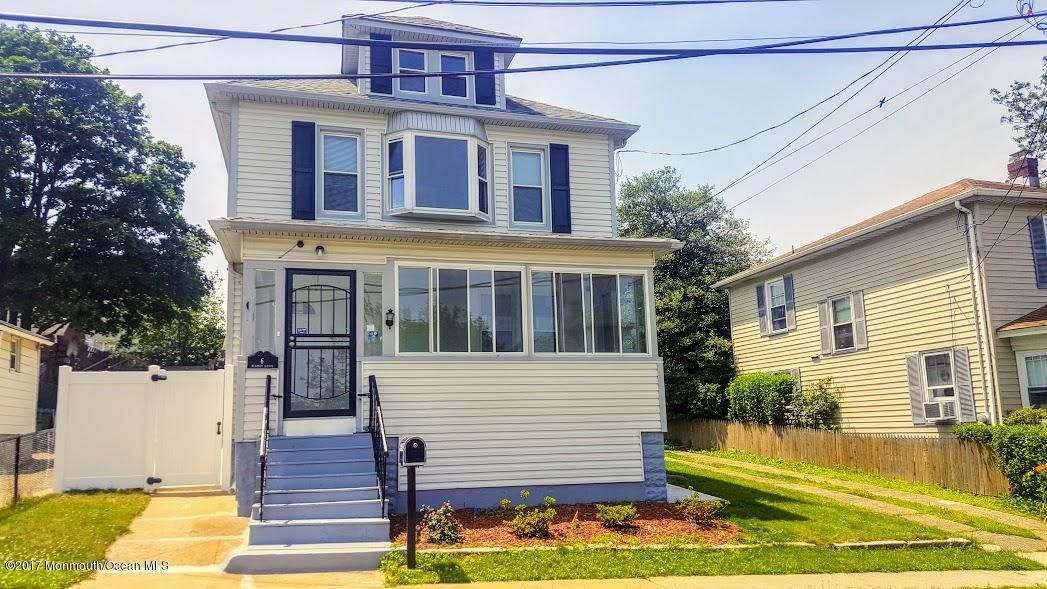 Single Family Home for Sale at 6 Kearney Avenue South Amboy, New Jersey 08879 United States