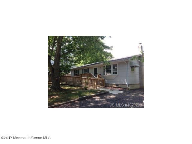 Casa Unifamiliar por un Alquiler en 1198 Barnacle Drive Manahawkin, Nueva Jersey 08050 Estados Unidos