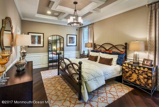 Farmington Master Bedroom Model