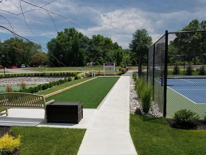 Club House Bocce Court