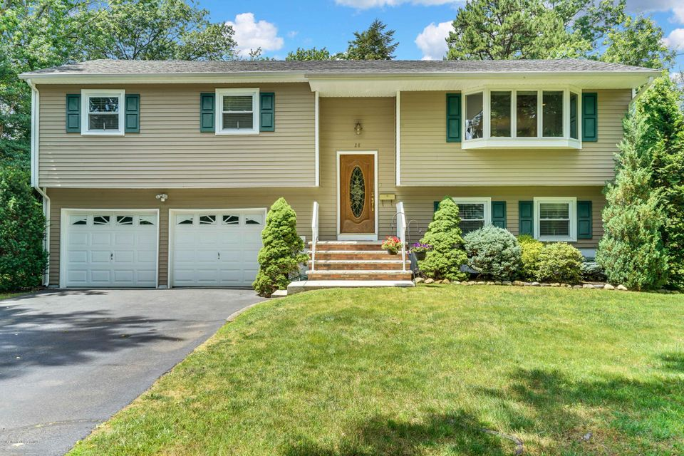 Single Family Home for Sale at 28 Albon Court New Monmouth, New Jersey 07748 United States