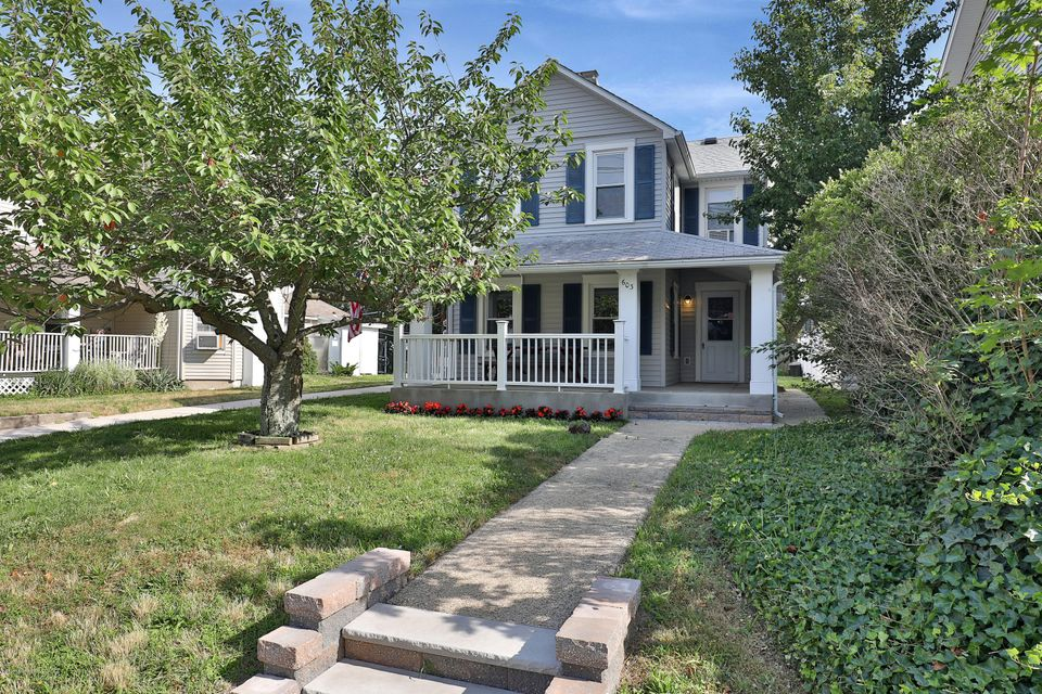 Single Family Home for Sale at 603 5th Avenue Bradley Beach, New Jersey 07720 United States