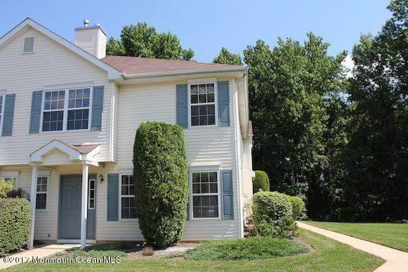 Condominium for Rent at 472 Tivoli Court Morganville, New Jersey 07751 United States