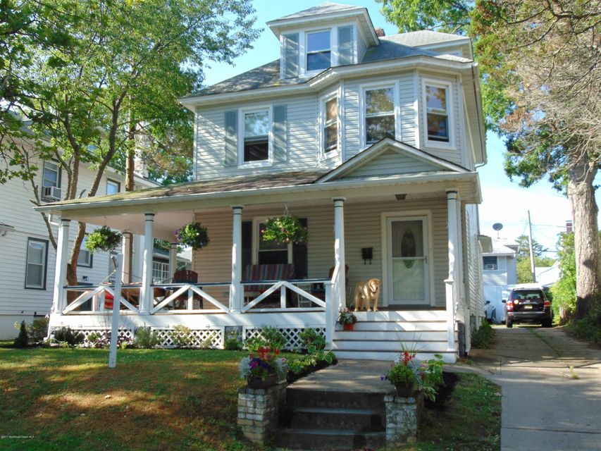 多戶家庭房屋 為 出售 在 413 Brinley Avenue Bradley Beach, 新澤西州 07720 美國