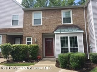 Condominium for Rent at 262 Fairfield Place Morganville, New Jersey 07751 United States