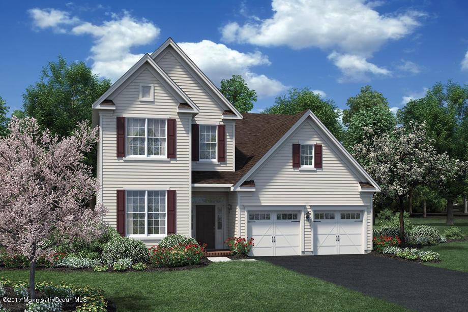 独户住宅 为 销售 在 5 Pebble Creek Court 5 Pebble Creek Court 廷顿瀑布市, 新泽西州 07724 美国