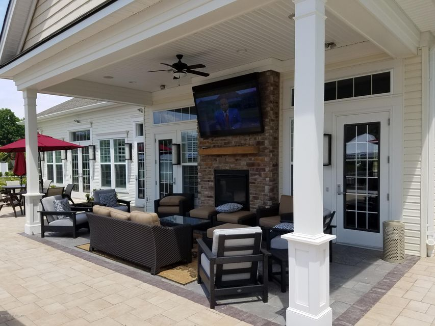Club house Outdoor TV Lounge