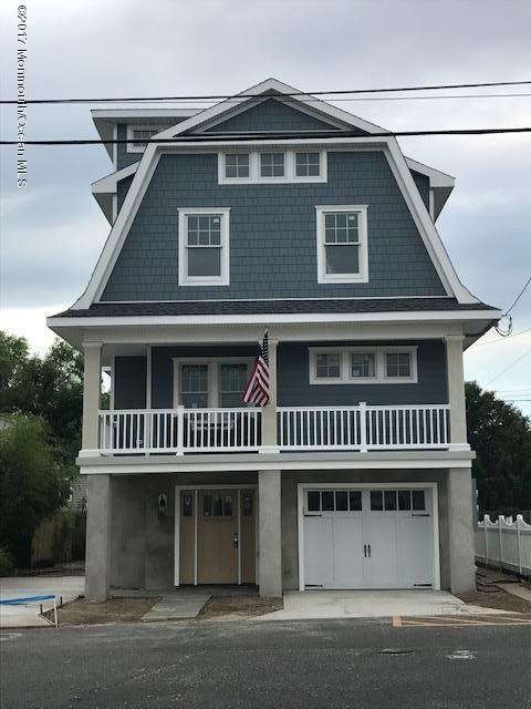 Single Family Home for Rent at 39-1 Shrewsbury Way Sea Bright, New Jersey 07760 United States