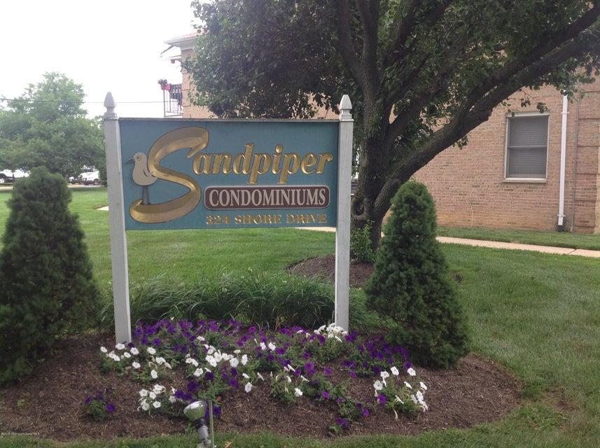 Condominio por un Alquiler en 324 Shore Drive Highlands, Nueva Jersey 07732 Estados Unidos