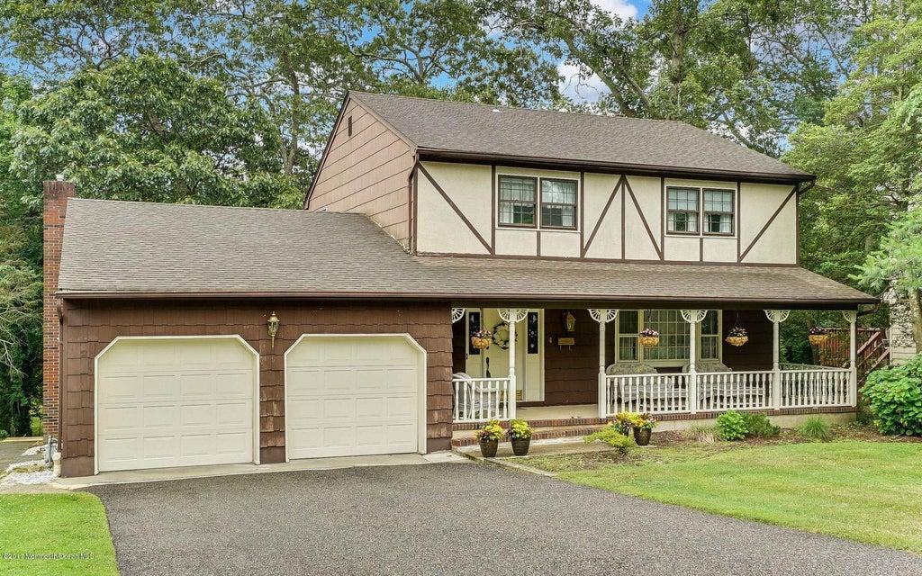 独户住宅 为 销售 在 4 Blair Court 斯普林莱克海茨, 新泽西州 07762 美国