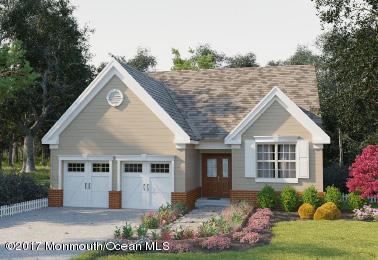 Maison unifamiliale pour l Vente à Samjan Circle Samjan Circle Robbinsville, New Jersey 08691 États-Unis