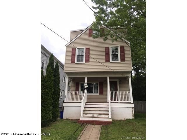 Single Family Home for Sale at 106 Prospect Avenue Dunellen, New Jersey 08812 United States