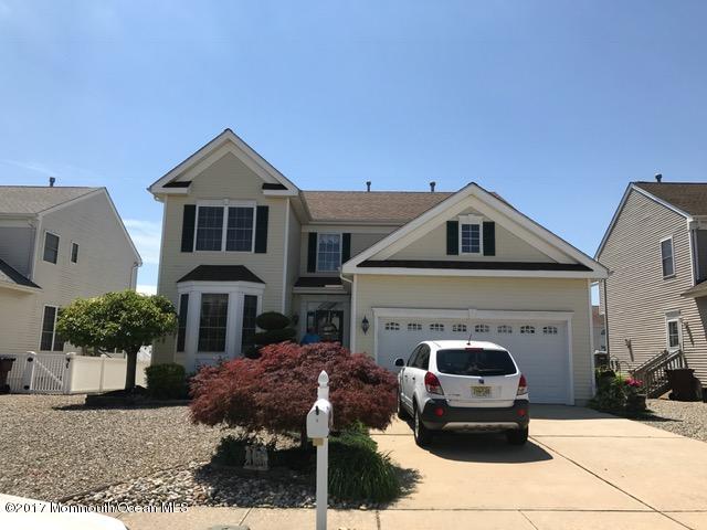 獨棟家庭住宅 為 出售 在 6 Peaksail Drive 6 Peaksail Drive Bayville, 新澤西州 08721 美國