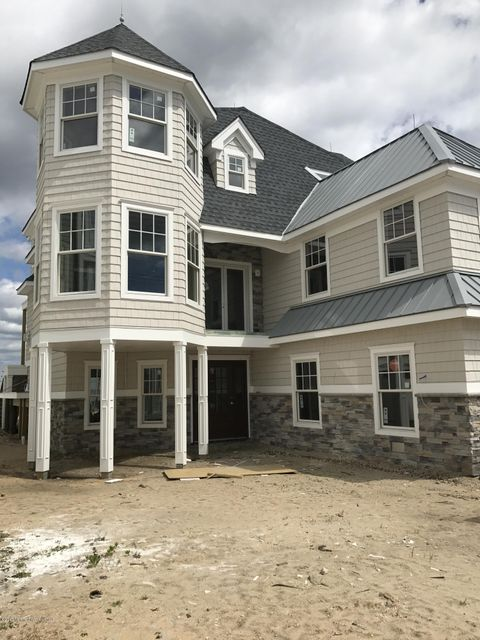 Single Family Home for Sale at 79 Pershing Boulevard Lavallette, 08735 United States
