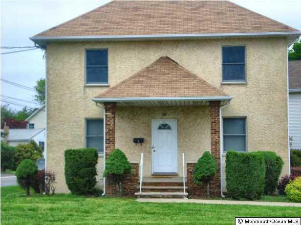 Maison unifamiliale pour l à louer à 34 Gerard Avenue Aberdeen, New Jersey 07747 États-Unis