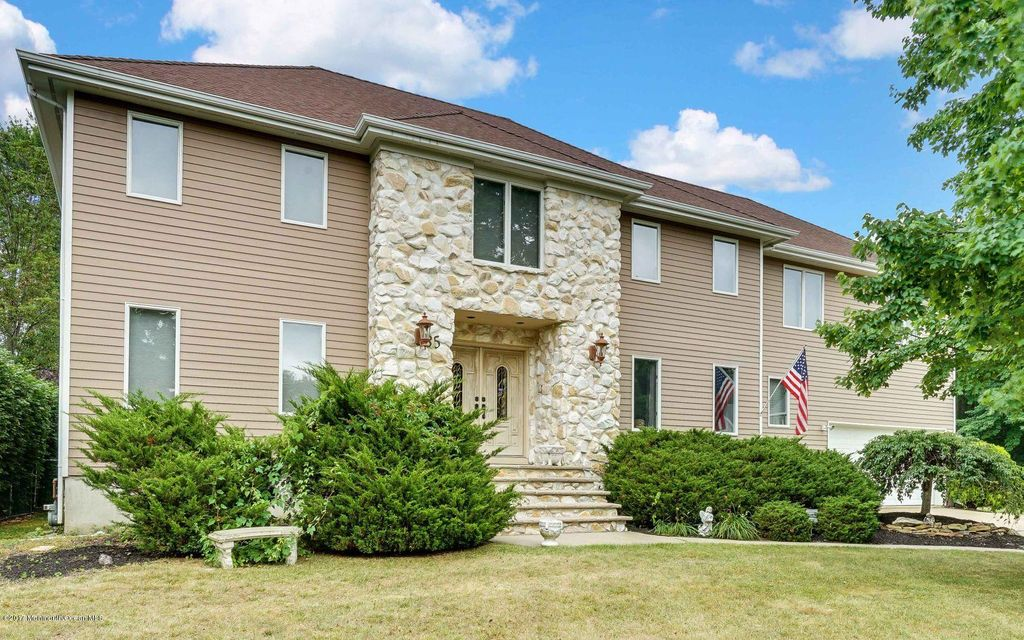 House for Sale at 35 Delta Drive 35 Delta Drive Ocean Township, New Jersey 07712 United States