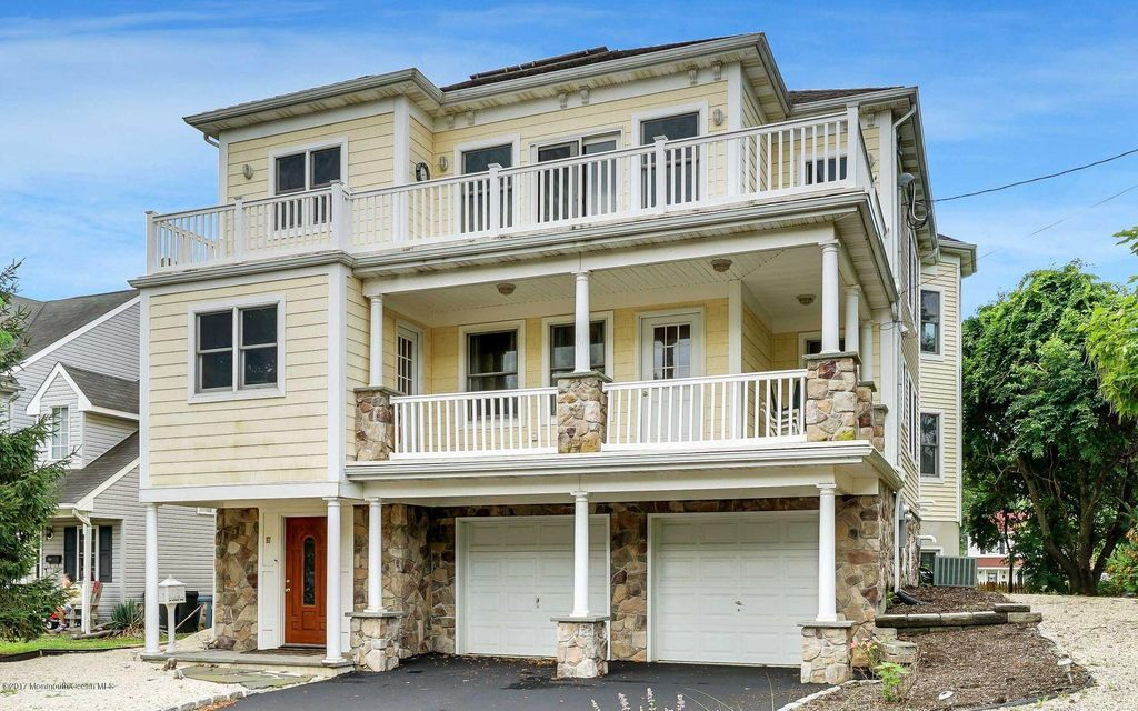 Single Family Home for Sale at 57 Bayside Parkway 57 Bayside Parkway North Middletown, New Jersey 07748 United States