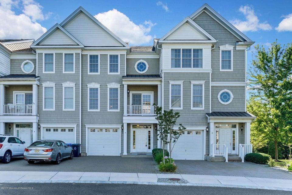 Condominio por un Alquiler en 16 Crane Court Manahawkin, Nueva Jersey 08050 Estados Unidos