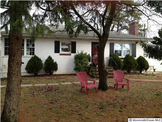 Casa Unifamiliar por un Alquiler en 306 Lakeside Drive Forked River, Nueva Jersey 08731 Estados Unidos