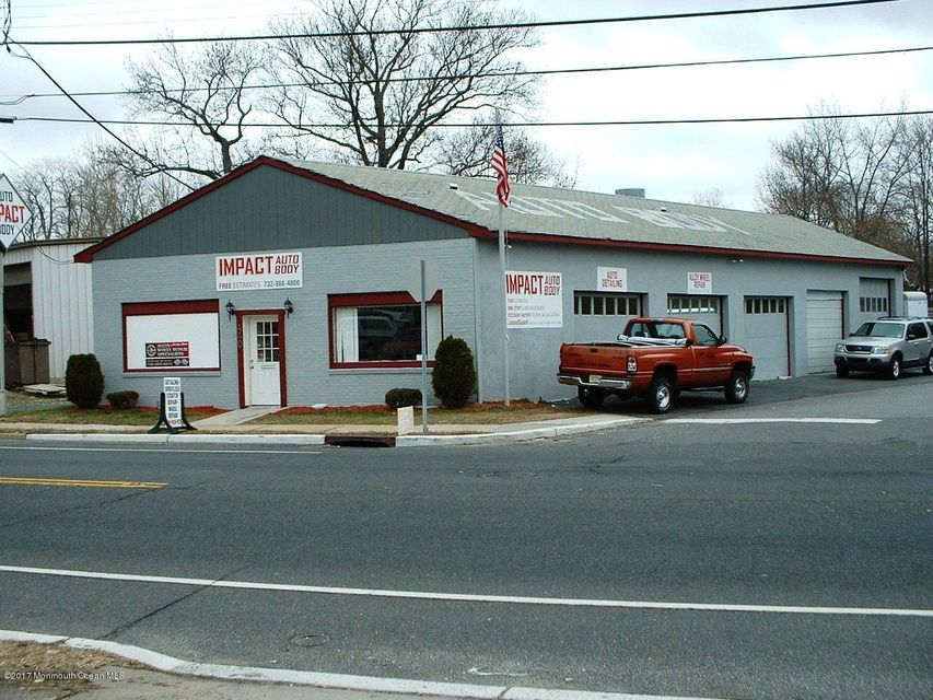 Commercial for Sale at 440 Highway 35 Neptune, New Jersey 07753 United States