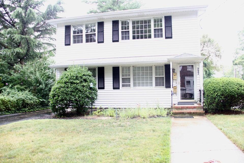 Casa Unifamiliar por un Alquiler en 282 Spring Street Red Bank, Nueva Jersey 07701 Estados Unidos