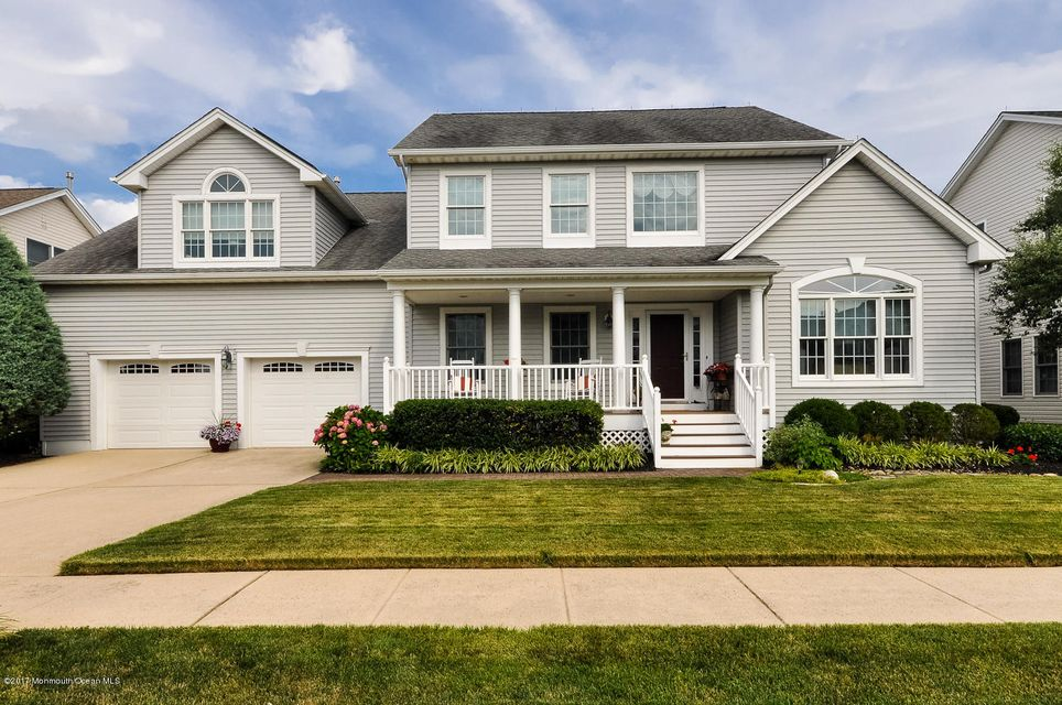 Maison unifamiliale pour l Vente à 1309 Wickford Lane 1309 Wickford Lane Lanoka Harbor, New Jersey 08734 États-Unis
