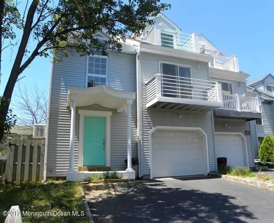 Casa Unifamiliar por un Alquiler en 144 Marina Bay Court Highlands, Nueva Jersey 07732 Estados Unidos