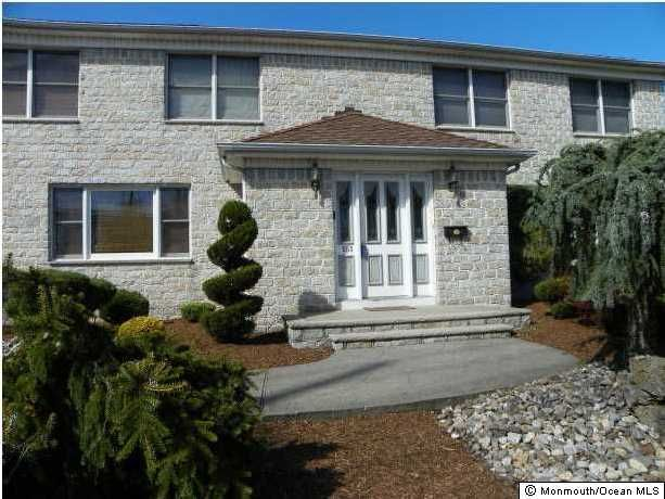Single Family Home for Rent at 151 Church Street 151 Church Street Aberdeen, New Jersey 07747 United States