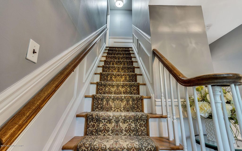 Image of stairs from Foyer