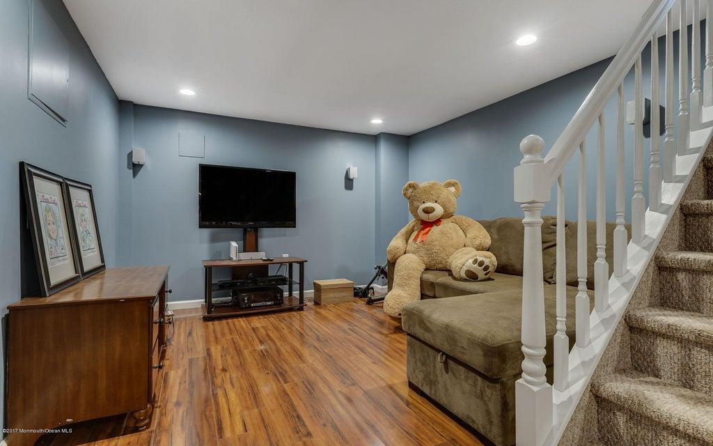Bonus room in Basement