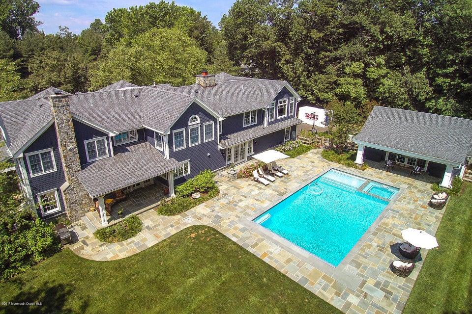 Nhà ở một gia đình vì Bán tại 73 Buena Vista Avenue 73 Buena Vista Avenue Rumson, New Jersey 07760 Hoa Kỳ