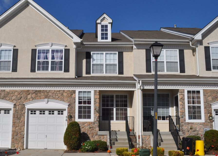 Condominium for Rent at 56 Brookfield Drive Jackson, New Jersey 08527 United States