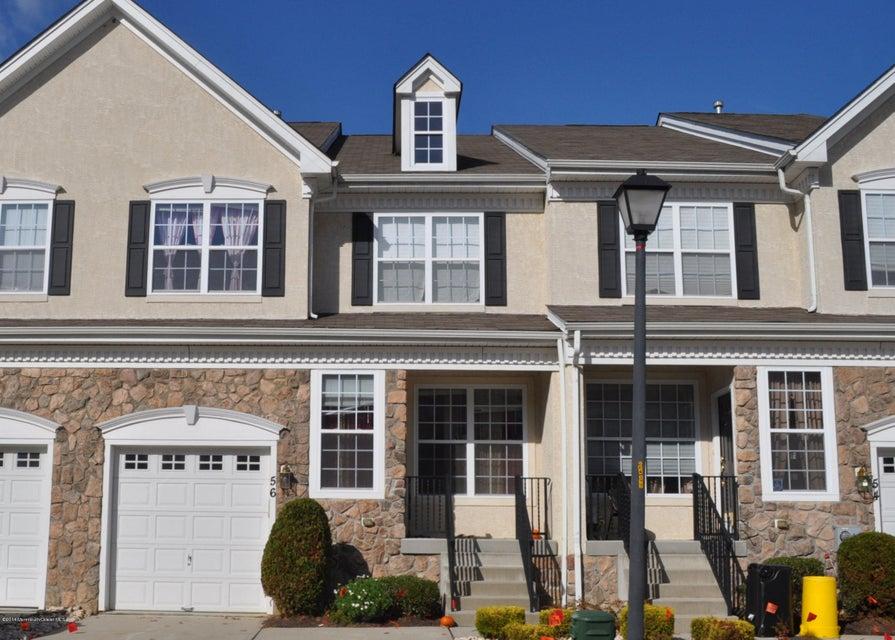 Condominio por un Alquiler en 56 Brookfield Drive Jackson, Nueva Jersey 08527 Estados Unidos