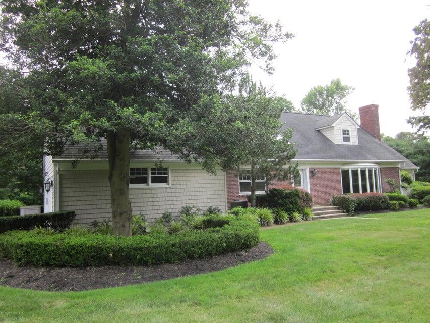 Casa Unifamiliar por un Alquiler en 107 River Road 107 River Road Rumson, Nueva Jersey 07760 Estados Unidos
