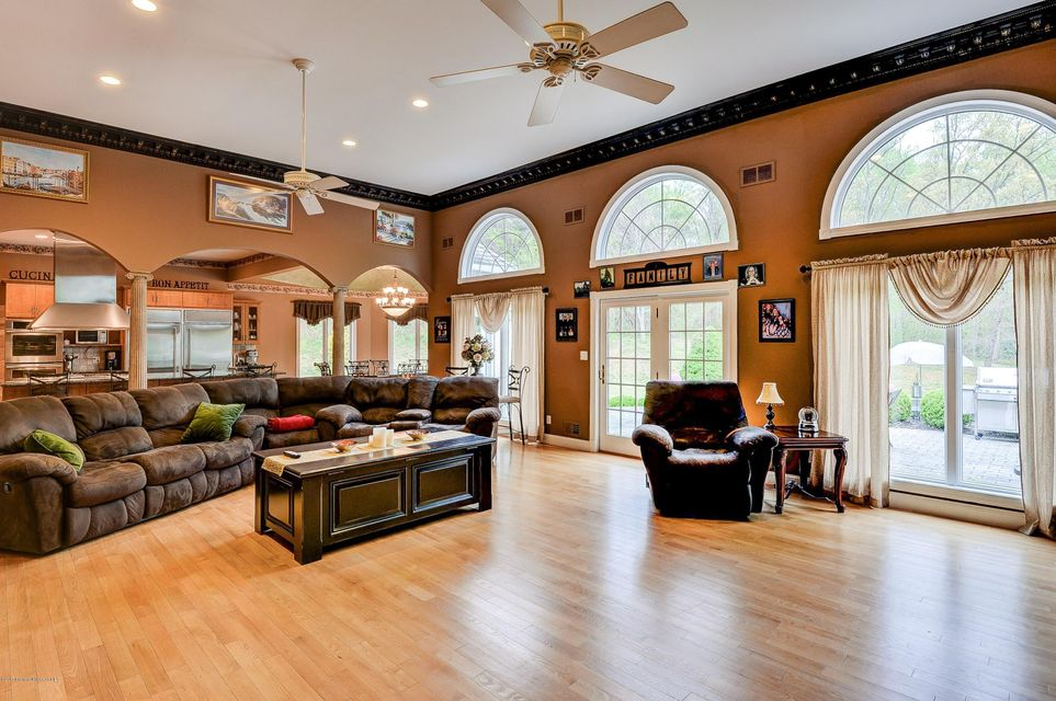 One of a kind Grand Living/Grand Room