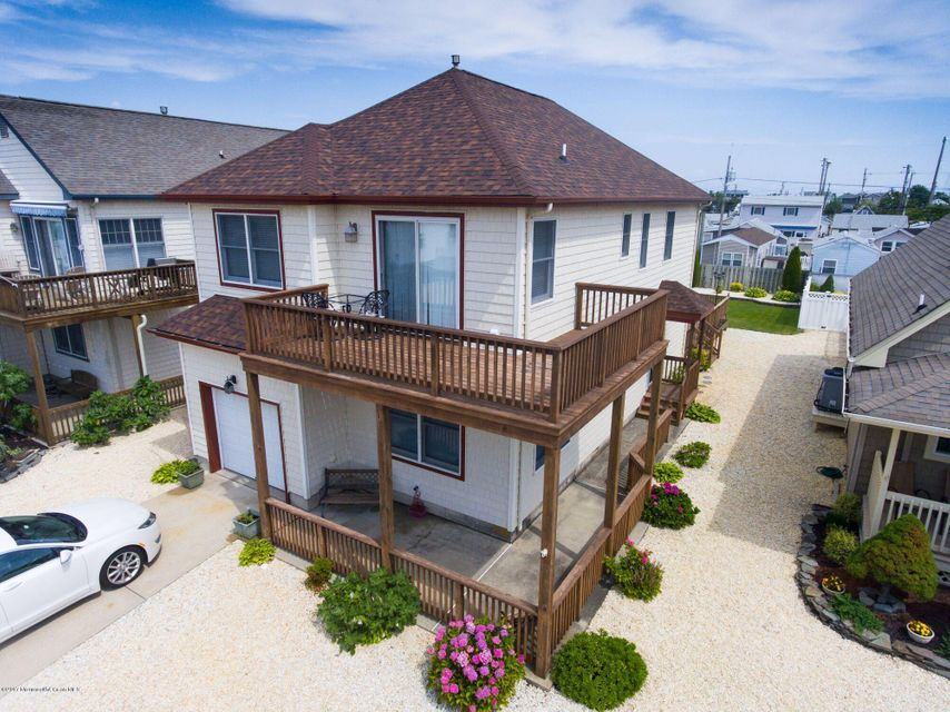 Single Family Home for Sale at 212 Beach Drive South Seaside Park, New Jersey 08752 United States