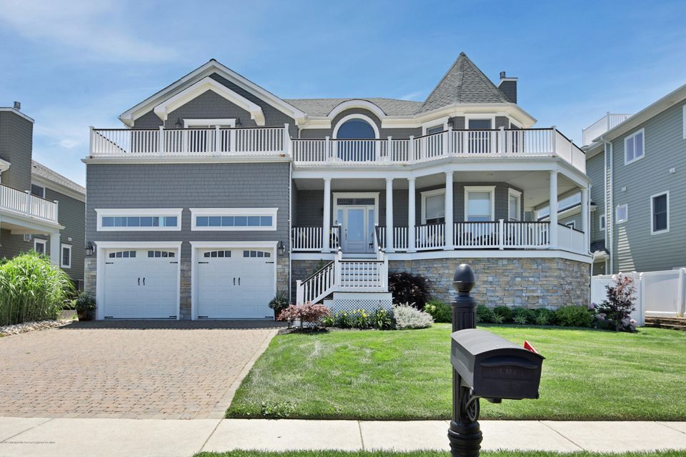 Single Family Home for Sale at 12 Imbrie Place Sea Bright, New Jersey 07760 United States